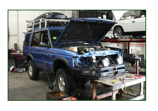 Improving your Range Rover, Discovery, Freelander performance